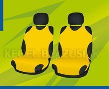 Kegel-Błażusiak Pokrowiec na przedni fotel Koszulka żółta A