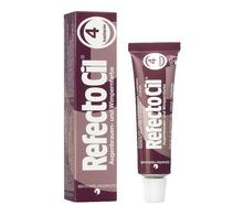 RefectoCil Henna do brwi i rzęs nr 4 kasztanowy 15 ml