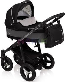 Baby Design Husky 2017 2w1 czarny