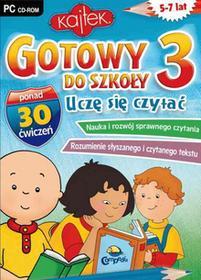 PWN Gotowy do szkoły 3: Uczę się czytać
