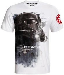 GOOD LOOT Koszulka Star Wars Death Trooper Biała rozmiar M TOTALNA WYPRZEDAŻ
