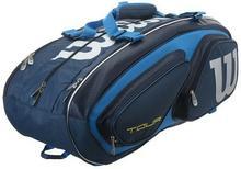 Wilson Torba tenisowa Tour V 15 Pk - blue
