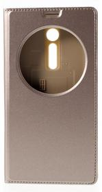 Asus Złote Etui Circle View Zenfone 2 5.5 ZE550ML ZE551ML