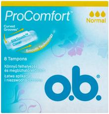 O.B. PROCOMFORT NORMAL 8SZT