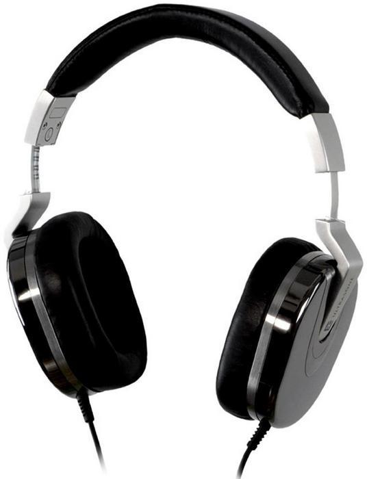 Ultrasone Edition 8 EX czarno-srebrne
