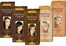 Venita Henna Color Tuba Ziołowy Balsam Koloryzujący 3 Ognisty Oranż