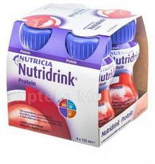 N.V.Nutricia Nutridrink Protein O smaku owoców leśnych -