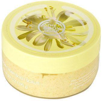 The Body Shop Moringa Cream Body Scrub 200ml W Peeling