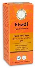 Khadi Henna do włosów z Amlą i Jatrophą 100g