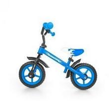 Milly Mally Rowerek biegowy DRAGON z Hamulcem Blue 12266