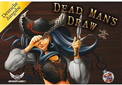 Heidelberger Spieleverlag Dead Mans Draw (edycja niemiecka)