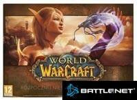 Blizzard Entertainment DIGITAL World Of Warcraft 5.0 Battlechest (klucz BATTLENE
