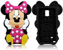 STK Accessories Etui Iphone 5 TPU Case Yellow 1029