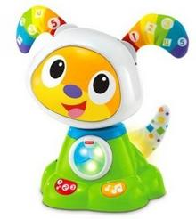 Fisher Price interaktywna mata Bebo DTB20