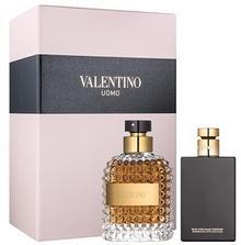 Valentino Uomo woda toaletowa 100 ml + balsam po goleniu 100 ml