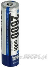 Bateria 18650 (akumulator) 2600 mAh  PO78