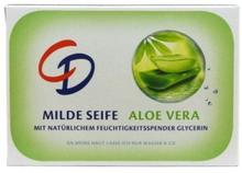 Lornamed CD Aloe Vera Mydło w kostce 125g CD1-MYD-KAV
