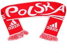 adidas Szalik - Czerwony Bawełniany Szalik X41068