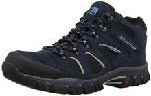 Karrimor Buty trekkingowe Bodmin Mid IV Weathertite dla mężczyzn, kolor: niebieski, rozmiar: 43 EU B00P605BWQ