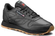 Reebok CL Leather 49804 czarny