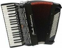 Paolo Soprani Professionale 96 37/4/11 96/5/3 Piccolo akordeon (czarny)