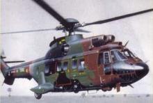 Heller Super Puma AS 332 M1