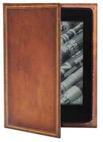 kleve rcase etui ochronne do Amazon Kindle Paperwhite (w stylu książki, motyw bram stokers Dracula)