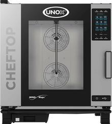 Unox Piec konwekcyjno-parowy 7xGN1/1 ChefTop Plus gazowy system myjący dotykowy ekran 9000762