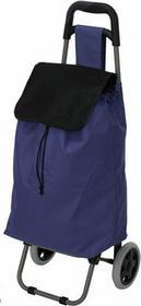 Wózek na kółkach, torba na zakupy - granatowy DW2190990-granatowy