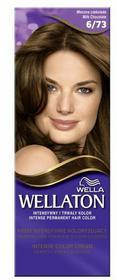 Wella Wellaton Color Cream 6/73 Mleczna czekolada