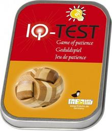 Fridolin IQ-Test 3D puzzle - Piłka bambus