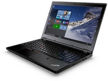 "Lenovo ThinkPad L560 15,6\"", Core i3 2,3GHz, 4GB RAM, 500GB HDD (20F10022PB)"