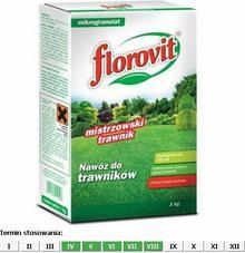 Florovit nawóz do trawników 1kg