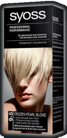 Syoss 9-5 Mroźny perłowy blond