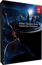 Adobe Creative Suite 6 Production Premium ENG - Nowa licencja