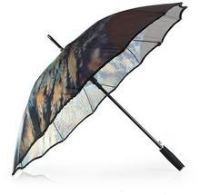 Impliva Parasol długi - laska Art&Photo Sowa - Sowa ZGP-40-SOWA