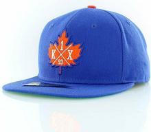 K1X Czapka z daszkiem - Leaf Crest Cobalt/Orange (4678) rozmiar: OS