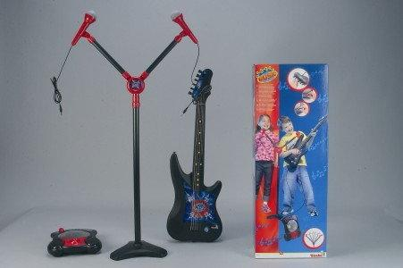 Simba My Music World - Gitara ze wzmacniaczem 106832194