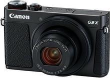 Canon PowerShot G9 X Mark II czarny