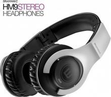 Brainwavz HM9 czarno-srebrne