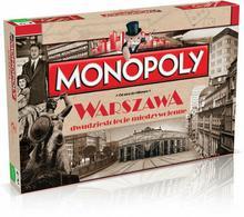 Hasbro Monopolyarszawa XX-lecie Międzywojenne