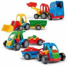 Wader Traktor z przyczepami 35200