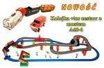 Opinie o Super-Toys KOLEJKA Z  MOSTEM+TOR+TUNEL NOWOŚĆ/A40-6 A40-6