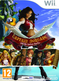 Captain Morgane and the Golden Turtle Wii