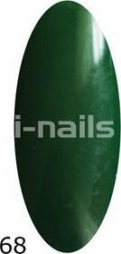 I-nails PARADISE żel UV kolor 5ml par68 Mroczny las
