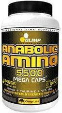 Olimp Amino Anabolic 5500 Mega Caps 180 kaps.