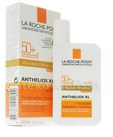 La Roche-Posay La ROCHE ANTHELIOS XL Ultralekki fluid barwiący do twarzy SPF50++