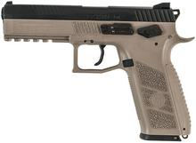 CZ Action Sport Games Wiatrówka P-09 CO2 GBB 4,5 mm Desert Tan (18524)
