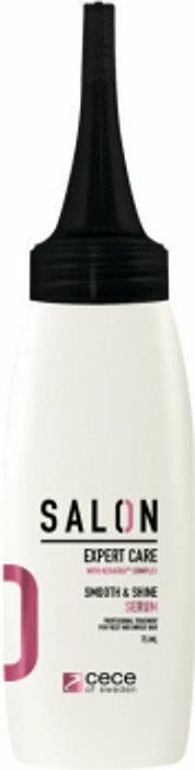 CeCe of Sweden Salon Smooth Shine wygładzające Serum z kompleksem Keratrix, 75ml