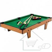 Mini stół bilardowy z akcesoriami 20030125